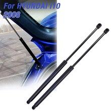 Gas Spring Struts for HYUNDAI Grand i10 2015-2019 Prop Lift Support Damper 2Pcs Auto Rear Tailgate Boot Gas Strut Spring цены онлайн