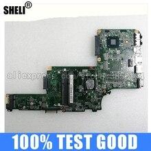 PC Notebook CPU Laptop Mainboard-Hm76 Toshiba Satellite SHELI for L830/L835/Laptop/..