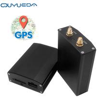 2G GPS samochodowy Monitor czasu rzeczywistego temperatura dla ciężarówka-chłodnia antykradzieżowe urządzenie do śledzenia pojazdów Auto lokalizator pozycji tanie tanio quyueda CN (pochodzenie) Pojazdów gps jednostki i sprzęt YD168T Black Quad Band DC9V-36V Bulit-in 85*63*25mm 600g Optional