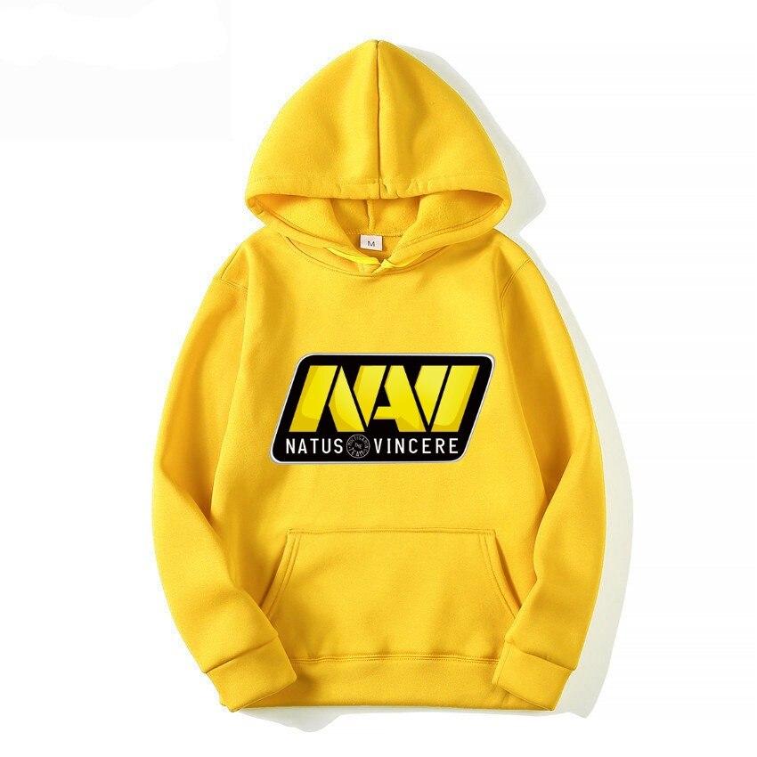 New Casual DOTA 2 Jersey Natus Vincere NAVI Hip Hop Street wear Sweatshirts Skateboard Men/Woman Pullover Hoodies Male Hoodie