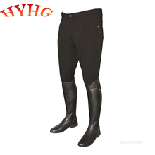 Pants Trousers Breeches Equestrian Horse Men Joggers Hip-Lift HYHG Outdoor Fashion Woman