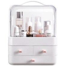2019 New Style Acrylic Drawer Cosmetic Storage Box Net Red Celebrity Inspired Dresser Skincare Shelf