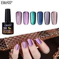 Elite99 10ml Katze Auge UV Gel Nagellack Tränken Weg Nail art Lack Semi Permanant Lacuqer 5D Wirkung Magentic gel Für Nail art