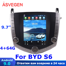 Multimedia-Player Video Byd S6 Full-Touch-Screen Autoradio Navigation Stereo-Head-Unit