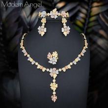 ModemAngel trendy Wedding Necklace…