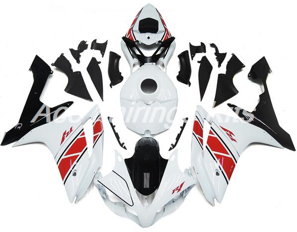 4 Free Gifts New ABS Full Tank <font><b>Fairing</b></font> Fit For <font><b>Yamaha</b></font> YZF1000 <font><b>R1</b></font> <font><b>2007</b></font> 2008 07 08 YZF <font><b>R1</b></font> Custom <font><b>Fairings</b></font> Kit image