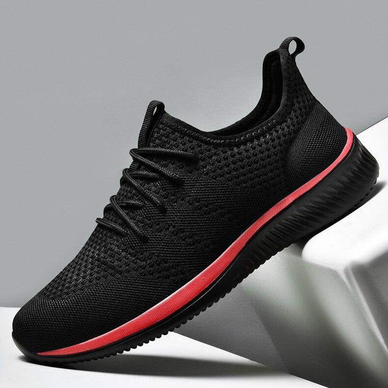 Men Running Shoes Comfortable Sport Shoes Men Trend Lightweight Walking Shoes Men Sneakers Breathable Zapatillas 9