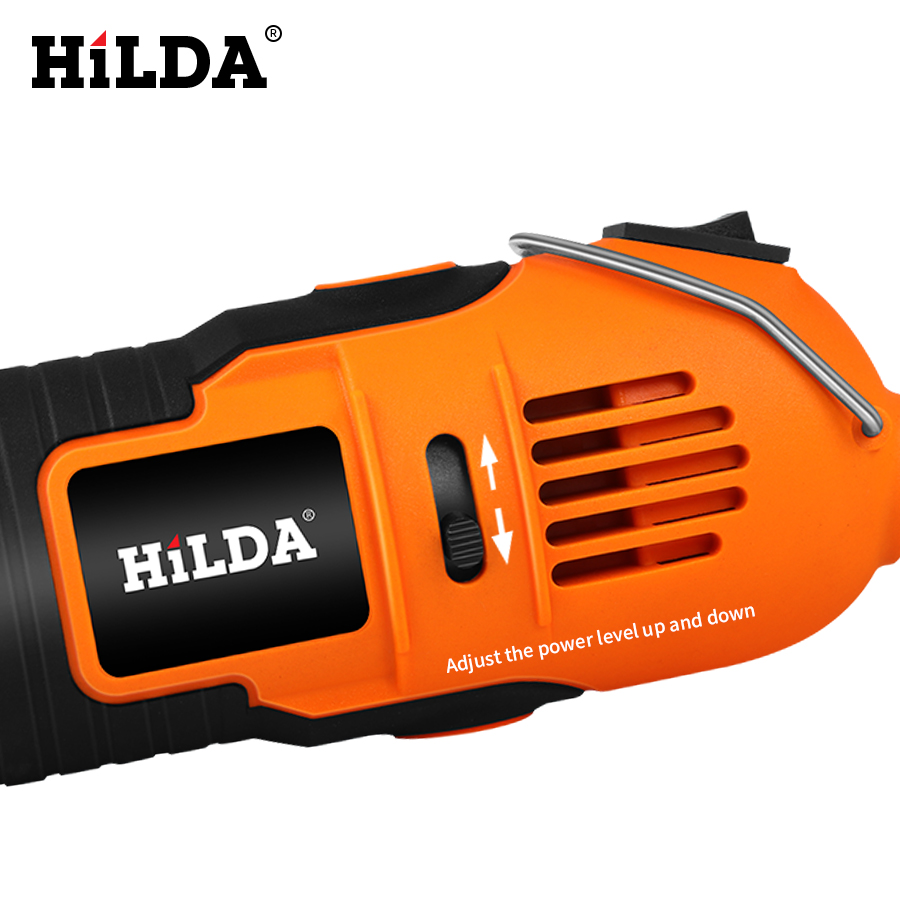 HILDA Electric Power Drills with Copper Motor for Wax Polishing and Seal Engraving 19