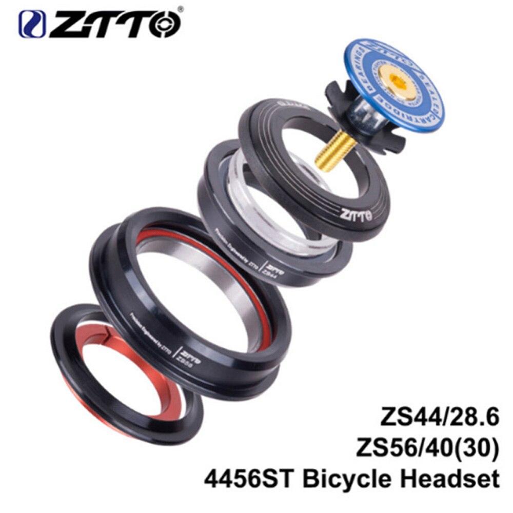 ZTTO, rodamiento de dirección de bicicleta, tapa superior 44/56mm para horquilla cónica de aleación de aluminio Soporte de boquilla hembra 1/2, Conector de manguera de punta de plástico macho 3/4, plantas de riego cónicas 1/2, 1 Uds