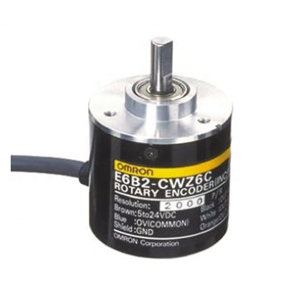 E6C2-CWZ6C Incremental Rotary Encoder General-Purpose Encoder 50mm Diameter 300P//R