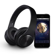 Gaming Wireless Headphones Heavy Bass Stereo Bluetooth Headp