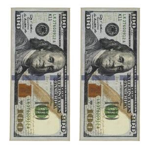 VIP Link For Dropshipping 100 USA Dollar Pattern Rug Printed Funny Mat