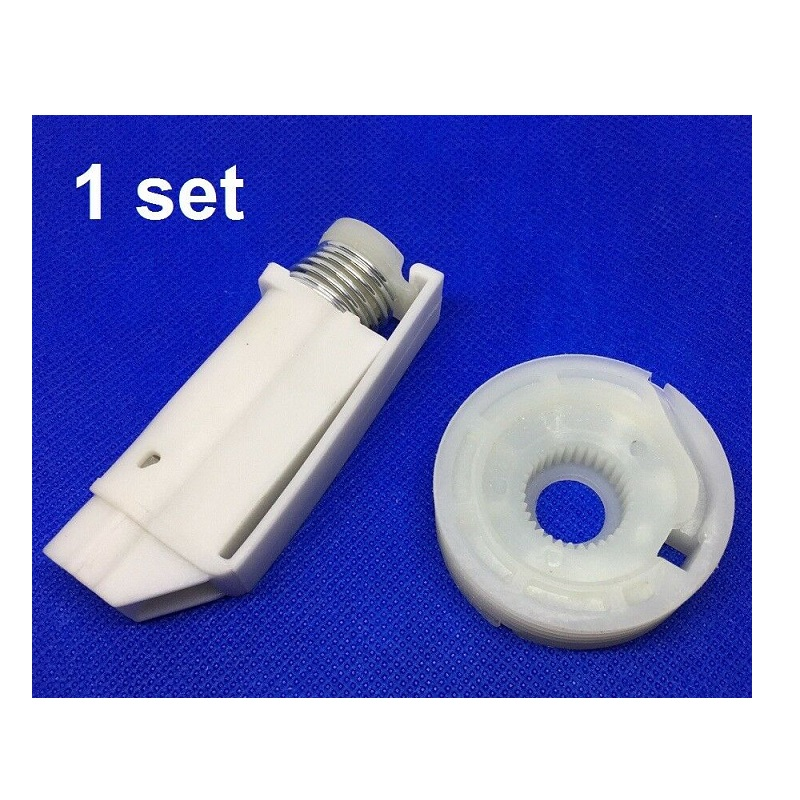 WINDOW REGULATOR REPAIR KIT ROLLER FOR FREELANDER TAILGATE REAR RIGHR OR LEFT1998-2006
