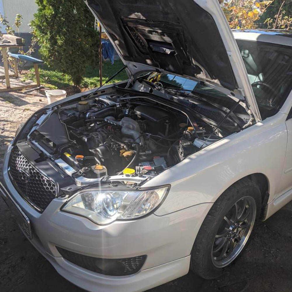 Für Subaru Legacy Bp Bl 2003 2009 2x Front Hood Bonnet ändern Gas Streben Lift Unterstützung Schock Dämpfer Domstreben Aliexpress