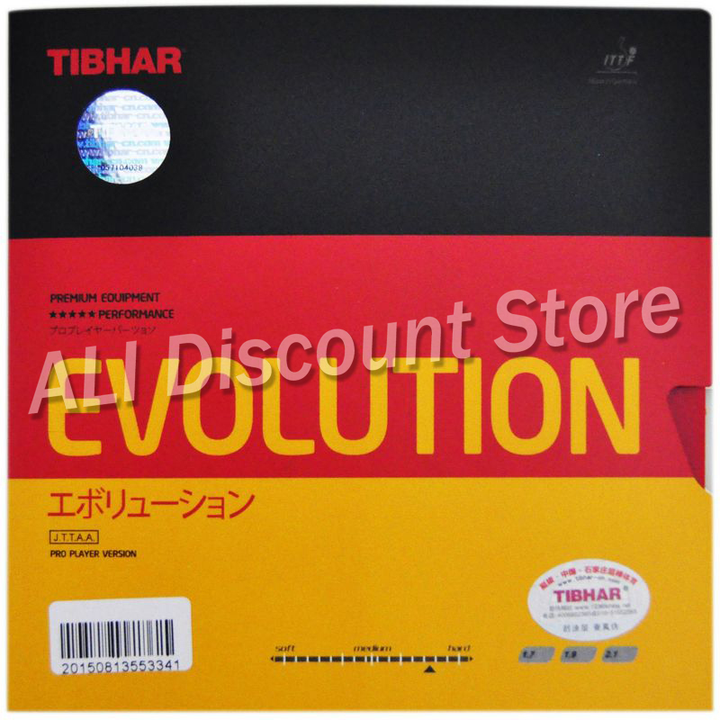 Tibhar Pro High Quality Table Tennis Rubber Evolution Mx-p National Team Ping Pong Racket Pimples In Rubbers