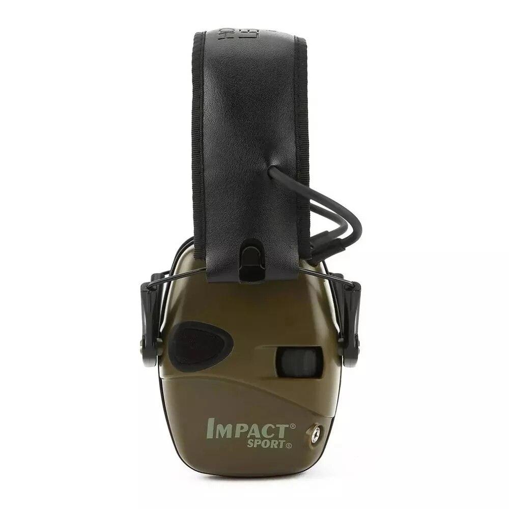 Новый 2021 анти-Шум воздействия ушей электронные съемки наушники Охота Шум редуктор слуха защитные наушники