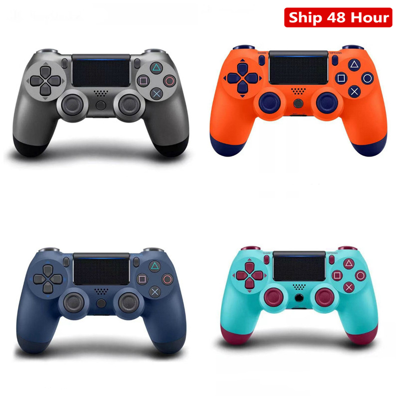 Controlador inalámbrico Bluetooth para SONY PS4 Gamepad para PlayStation Joystick consola inalámbrica para PS3 para Dualshock 4 Control Magia casa RGB WiFi controlador de LED DC 12V 24V para 5050 de 2835 RGB tira de LED de iOS Android Teléfono APP/Alexa Control por voz de Google