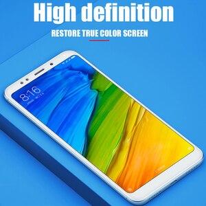 Image 4 - Verre trempé à couverture complète 15D pour Xiaomi Redmi Note 4X 4A pour Redmi 5 Plus 5A S2 Note 4 Version mondiale protecteur décran de téléphone