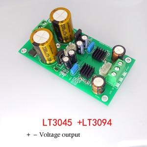 Image 3 - لوسيا ينظم إمدادات الطاقة الخطية Lt3045 lt3094 الجهد السلبي الإيجابي منخفضة الضوضاء ل DAC Preamp T1088