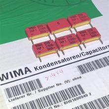 30 pçs alemão original caixas wima FKP 1 220pf 1600v filme capacitor acoplamento de áudio frete grátis
