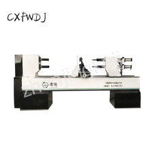 LR-1530 CNC Automatic Processing Stair Handrail Column Roman Furniture Legs Turning Wood Car Round Bed Woodworking Lathe
