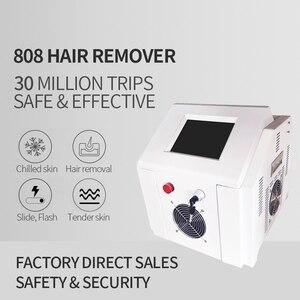Portable 808 diode laser hair