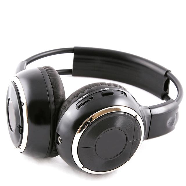 Silent Disco compete system black folding wireless headphones – Quiet Clubbing Party Bundle (12 Headphones + 2 Transmitters)