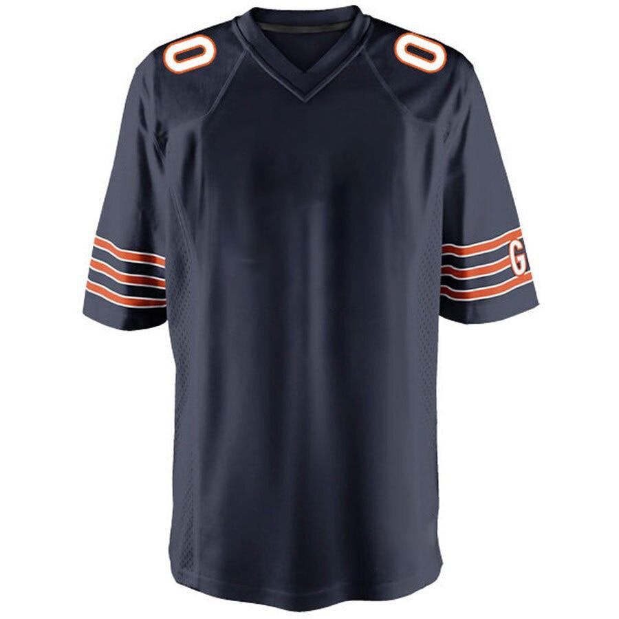 Game Mens 2020 New American Football Chicago Sport Fans Wear Khalil Mack Walter Payton Brian Urlacher Mitchell Trubisky Jerseys