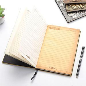 Image 3 - Creative Mechanical นกฮูกนูน A5 หนัง Notepad สมุดบันทึก Notepad Travel Diary Planner โรงเรียนอุปกรณ์สำนักงาน