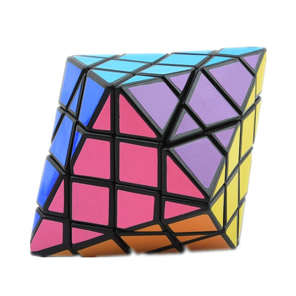 Diansheng 8-corner-only Octagonal Pyramid Dipyramid 4×4 Shape Mode Magic Cube Puzzle Toys for Kids Educational toys img4