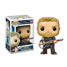 FUNKO POP Marvel Avengers Endgame Figure Thor Collection Action Figure Toys Vinyl Doll Kids Toys for Christmas Gift 2F94 2017 funko pop batman action figure toys plastic vinyl figures desk toys birthday christmas gift for kids children
