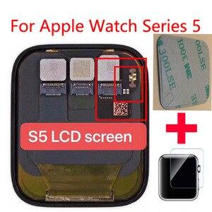 Image 2 - 新しい液晶ディスプレイ時計 5 タッチスクリーン apple 腕時計シリーズ 5 液晶シリーズ S5 44 ミリメートル 40 ミリメートル pantalla 交換