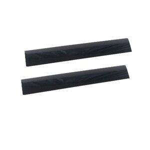 Image 3 - Pieza de reparación de carcasa de cubierta negra funda carcasa frontal Panel de placa frontal izquierda derecha para consola PS3 Slim CUH 4000