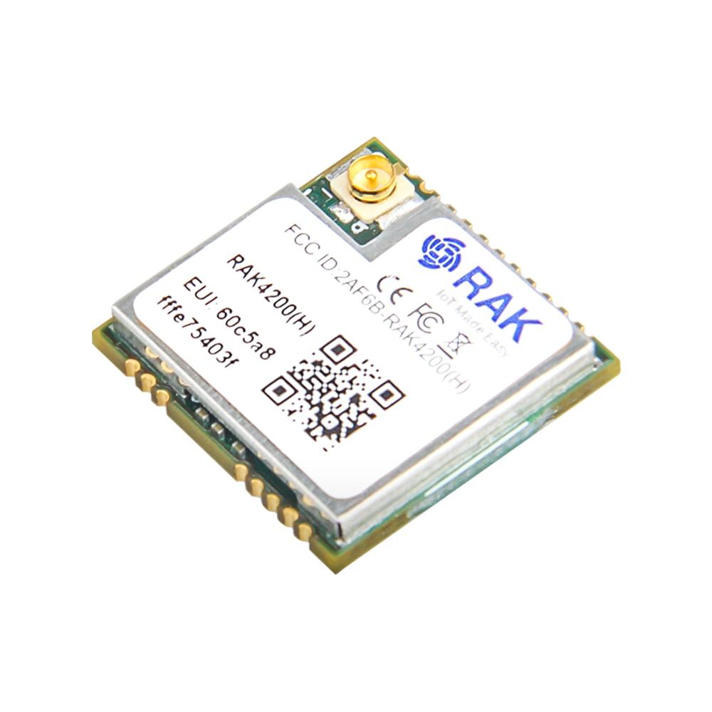 RAK4200 Low Power Long Distance LoRa Module, STM32L071 SX1276 LoRaWAN Communication Module