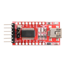 FT232RL Module High Quality 3.3 5.5V FTDI USB To TTL Serial Adapter Amplifier Module For Arduino Mini Port yn4561 liuhe a serial module usb 485 422 232 ttl cp2102 serial port com