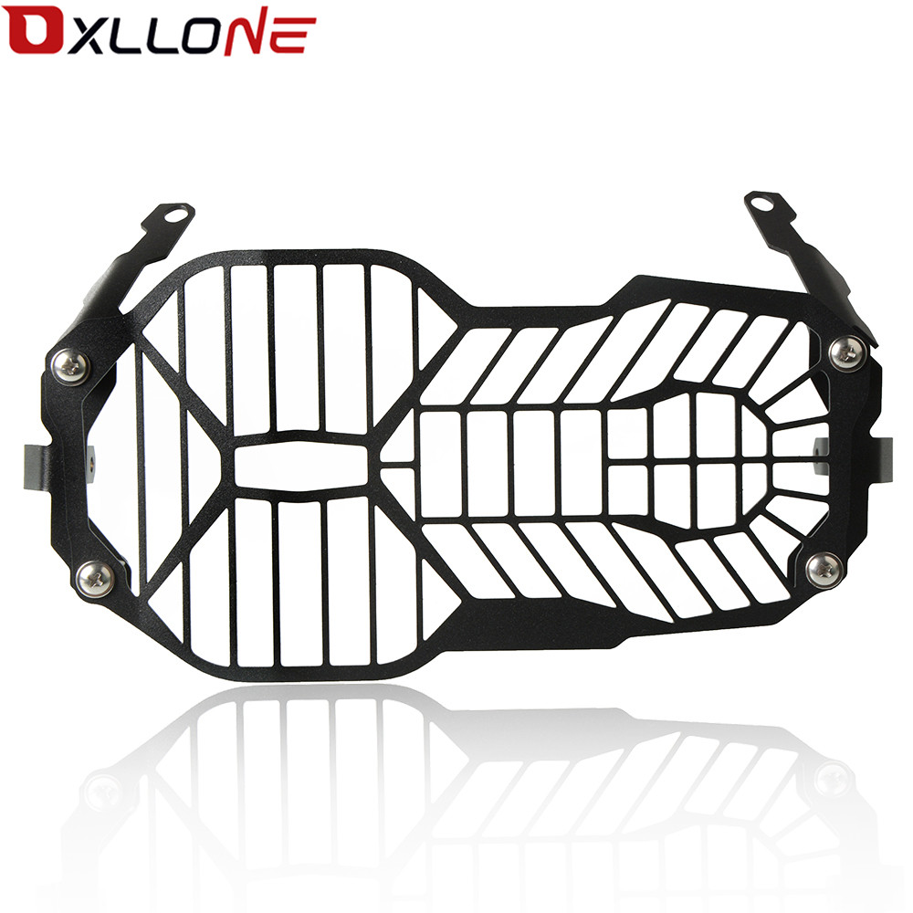 Headlight Protector cover grill mortorcycle cover grill For BMW R1200GS R 1200 R1200 GS LC Adventure 2013 2014 2015 2016 in Covers Ornamental Mouldings from Automobiles Motorcycles