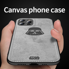 Skeypaik High Quality Shockproof Silicone Soft TPU Built-in Magnet Cloth Case For Apple iPhone 12 MINI Pro MAX 11 Back Cover Bag