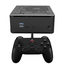 Suporte super do console do jogo de vídeo da caixa do mini computador para ps2/wii/sega saturn/dc. Jogador de tv build-in 60,000 jogos