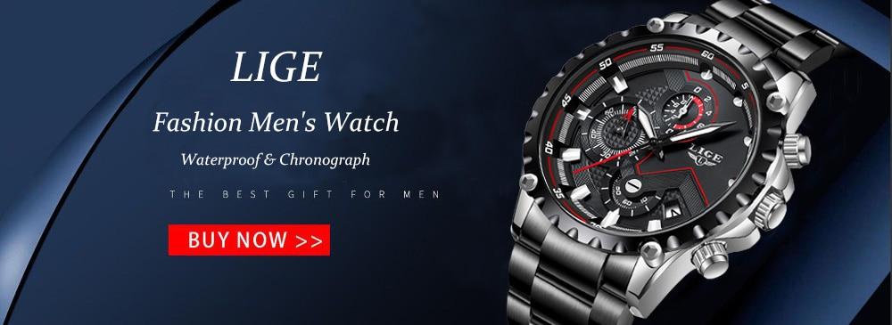 H1333144d95e6414d8008a6c0b8ab1e70p LIGE Top Brand Luxury Mens Fashion Watch Men Sport Waterproof Quartz Watches Men All Steel Army Military Watch Relogio Masculino