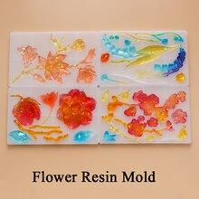 1 шт пион силиконовая форма для литья под давлением цветок магнолии