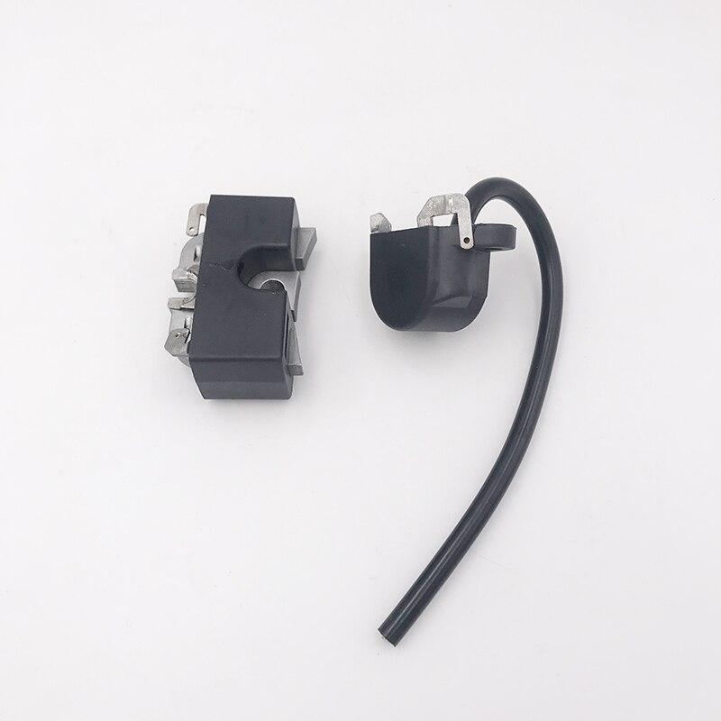 Набор катушки зажигания HUNDURE подходит для Husqvarna 181 281 288 288XP бензопилы 501812702 501812801 запасные части системы зажигания