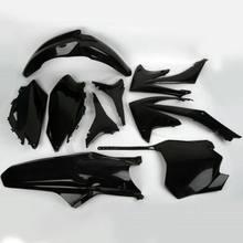 Kit de carénage en plastique pour moto Honda CRF450 CRF450R CRF 450 R 2009-2012, 2010 et 2011