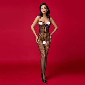 Женские пикантные сетчатые боди с открытой промежностью трусики нижнее белье эротическое Горячее Эротическое белье Тедди прозрачный комбинезон 185|Женское белье и боди|   | АлиЭкспресс
