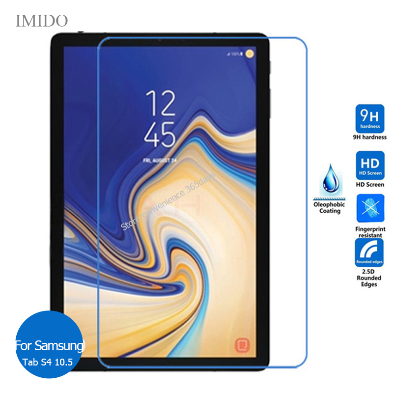 For Samsung Galaxy Tab S4 tempered glass screen protector 9H Safety Protective Film on TabS4 S 4 SM T830 T835 SM-T830 T 830 835