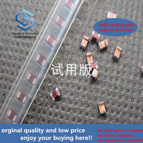50pcs 100% Orginal New 0805CS-181XGLC 0805 180nH 400mA Ceramic Core High Q Value High Frequency Winding Inductor