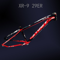 STOUT Mountain Bike Frames 29er MTB Bicycle Frame Set 17 Aluminum Frame 44 56mm Tapered BB68 Cycling Frame