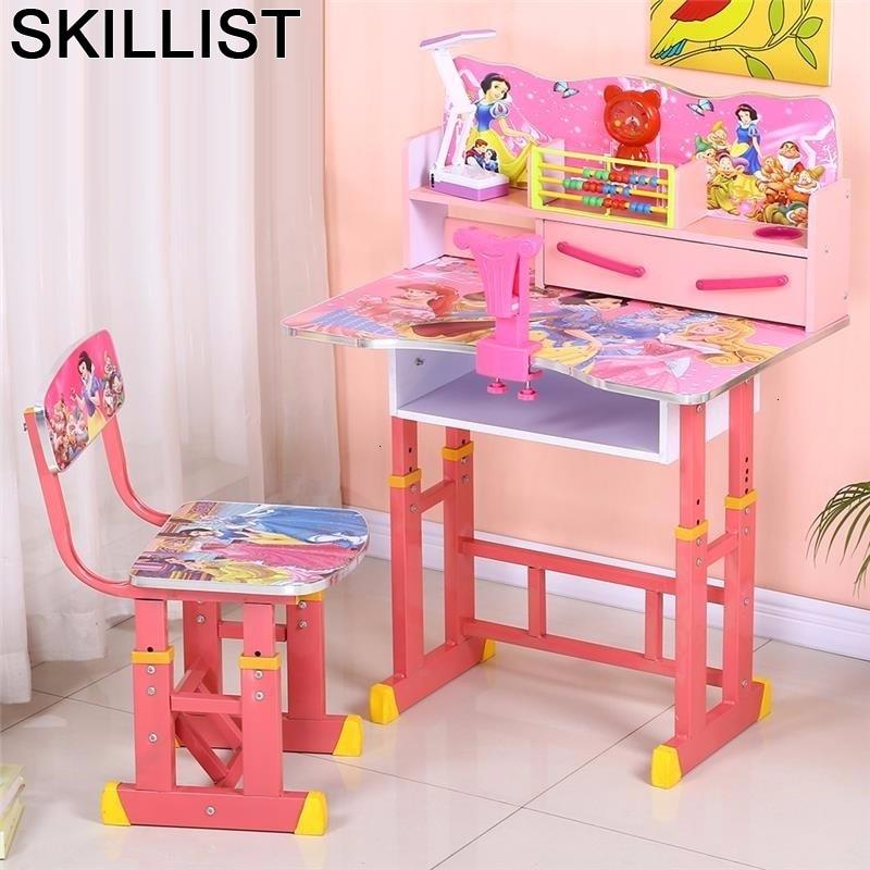 Stolik Dla Dzieci Kindertisch Cocuk Masasi Chair And Tavolo Per Bambini Adjustable Mesa Infantil Bureau Enfant Study Kids Table