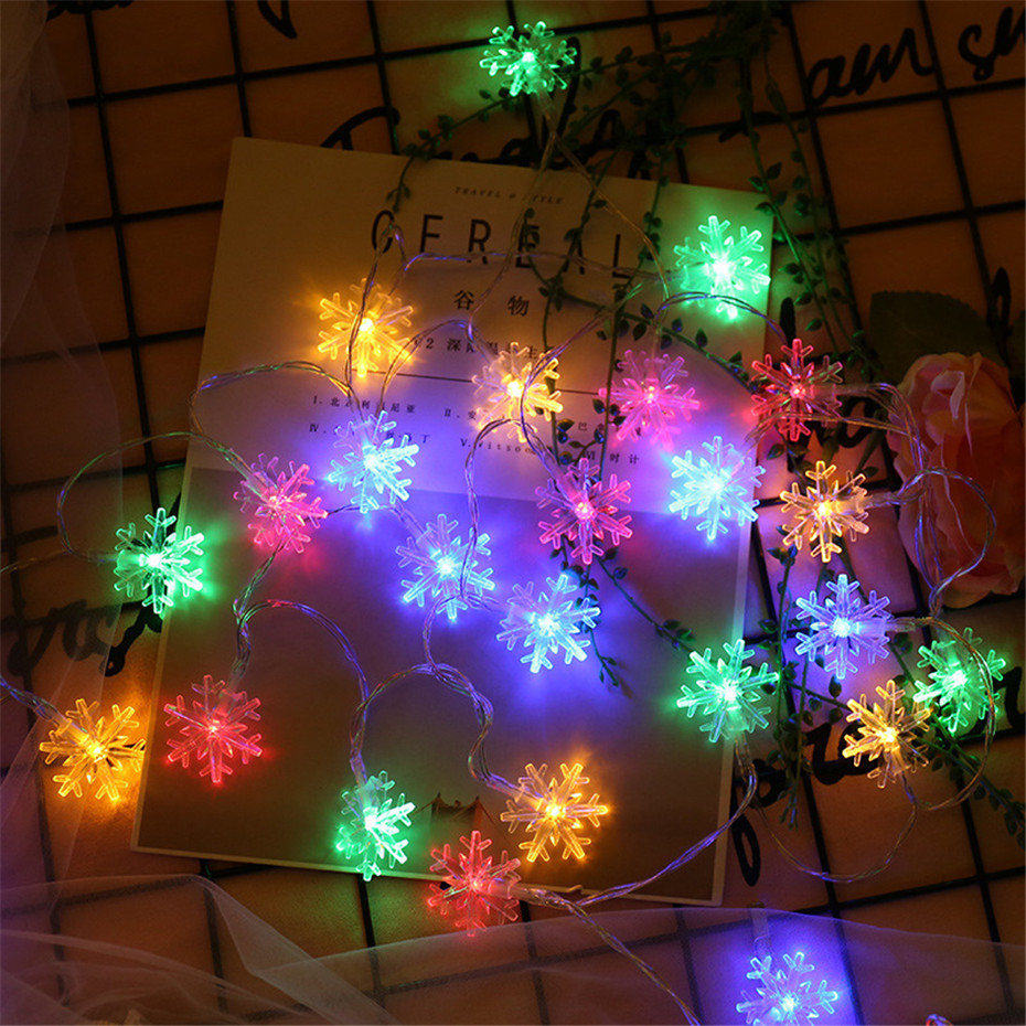 christmas lighting string decoration for christmas tree XMAX 5