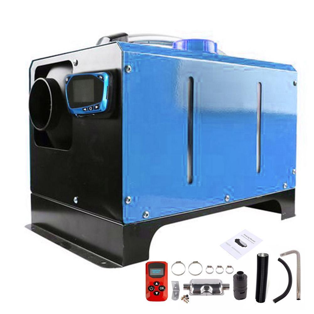 5KW 12V 24V Parking Fuel Air Heater Car Truck Fuel Heater For Car Interior Thawing Car Start Car Glass Fog Defrosting