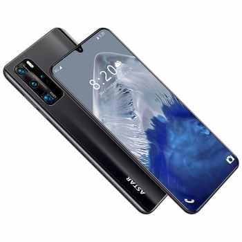 P40 Plus 6.7-Inch Cross-Border Mobile Phone New Hot Style 2+16 P40 Plus Smartphone-Runs 1Gb Ram+8Gb Rom